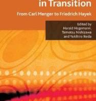A lire : Austrian Economics in transition et Les recherches sur la méthode en sciences sociales et en économie en particulier de Carl Menger