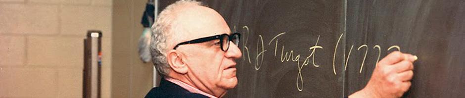 Réédition de L'éthique de la liberté de Murray Rothbard